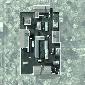 Scrapyard minimap MW2