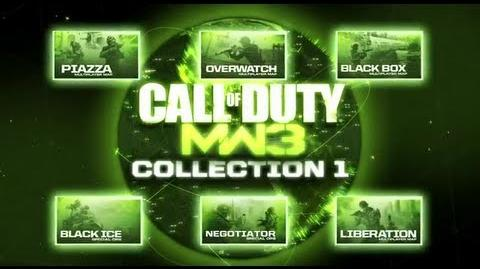 Collection 1 Behind the Scenes Preview Call of Duty Modern Warfare 3