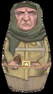 Nikolai Belinski Matryoshka Doll model BO