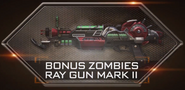 Ray Gun Mark II Profile BOII