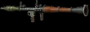 RPG-7 menu icon MW3