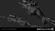 EBR-800 Osiris 3D model concept IW