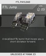 FTL Jump Unlock Card IW