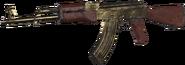 AK-47 Gold MWR