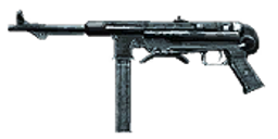 MP40 menu icon CoD2