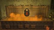 Mystery Box Lock BOII