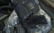 Holstered M9 Black Tuesday MW3