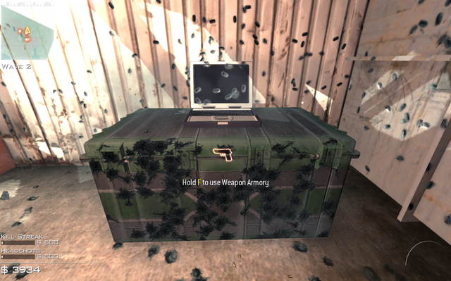 File:M9 marking an armory Survival Mode MW3.png