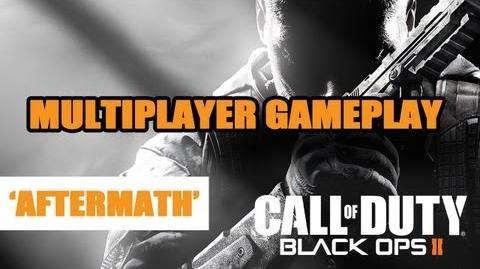 Black Ops 2 multiplayer gameplay - 'Aftermath' @ Gamescom 2012