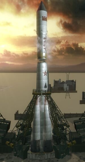 Soyuz 2 Executive Order BO