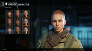 Female Face 6 BO3
