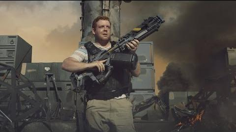 "Official Call of Duty® Black Ops III Live Action Trailer - ""Seize Glory"""