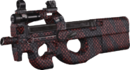 P90 Dragon Skin MWR