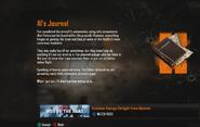 Al's Journal BOII