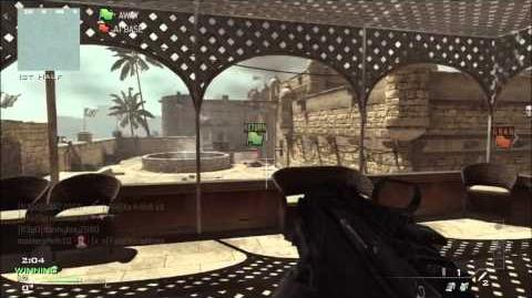 Call of Duty Modern Warfare 3 Capture the flag (Gameplay)