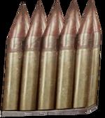 Mosin-Nagant Ammunition Clip model CoD
