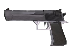 File:Desert Eagle Two-Tone 3rd Person CoD4.png