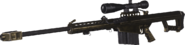 Barrett .50cal Gold MWR