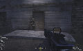 Breaching and entering house Blackout CoD4.png