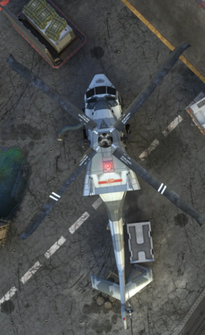 File:UH-60 Blackhawk Top View BOII.png