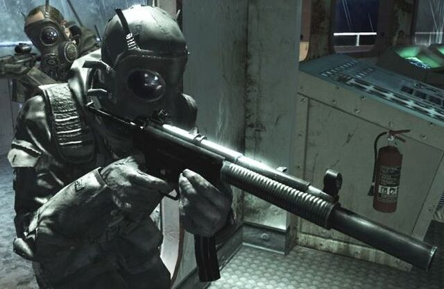 File:Holding an MP5, COD4.JPG