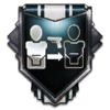 Backfire Medal BOII