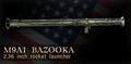 M9A1 Bazooka Menu Icon CoD3.png
