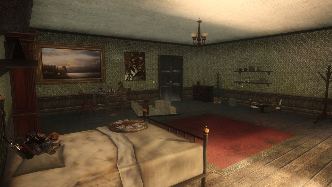 Samanthas Bedroom 2 Kino Der Toten BO