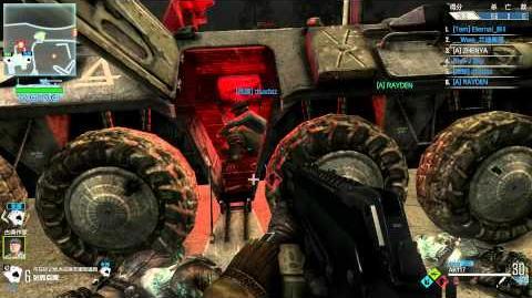 Call of Duty Online Night Farm Death March (Deus Ex) NEW map
