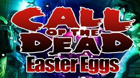 Call of the Dead Radio Easter Eggs - We Found 9 in Total so Far