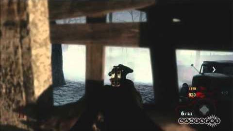 Call of Duty Black Ops - Rezurrection Nacht Der Untoten Gameplay pt