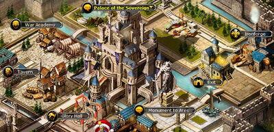 Human Sanctaria City