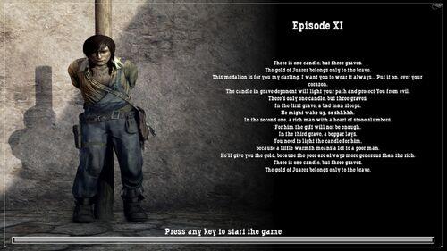 Episode XI Intro