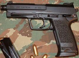 USP 45 Tactical