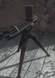 COJ Gatling Gun