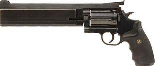 Dan Wesson PPC Revolver