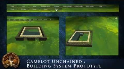 Camelot Unchained Building System Demo