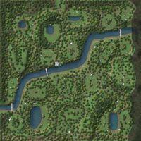 Aberillan map