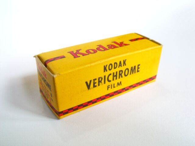 File:Kodak Verichrome (V127) Film.JPG
