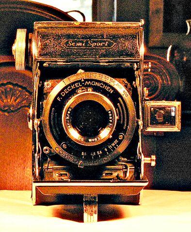 Deckel Front Open Vertical HD