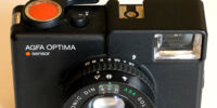 Agfa Optima Electronic Sensor