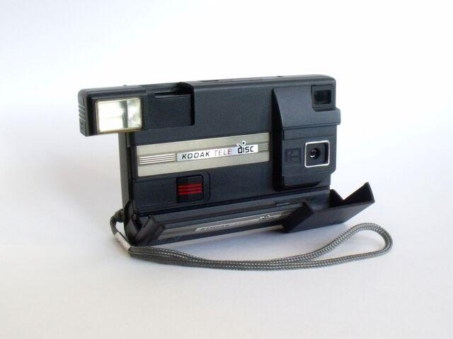 File:Kodak Tele-Disc Camera.JPG