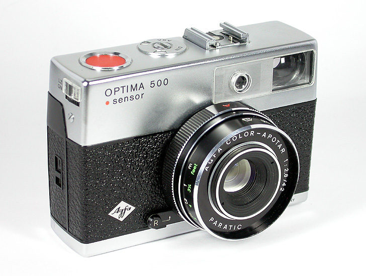 Agfa Optima 500 Sensor   Camerapedia   FANDOM powered by Wikia