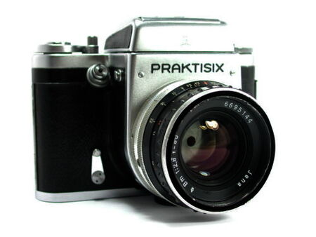 Praktisix Pentacon logo