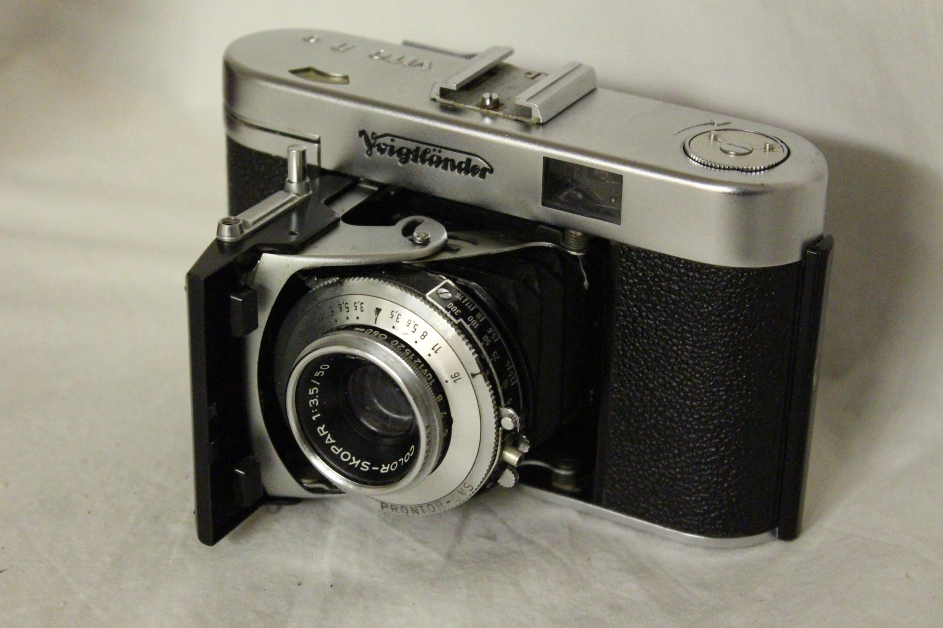 Voigtländer Vito II   Camerapedia   FANDOM powered by Wikia Pictures Made With Voigtlander