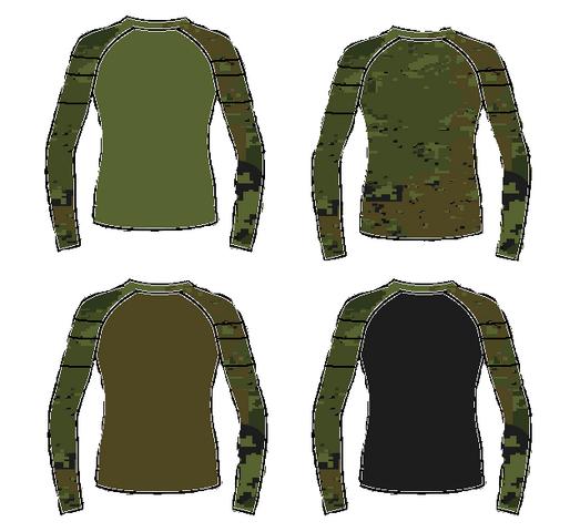 File:5 Color Digital Woodland Frogshirts.png