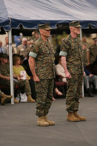File:1stMarineDivision ChangeofCommand May2007.JPG