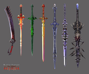 Anima-Swords
