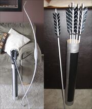 The hunger games katniss bow and arrows by sugarpoultry-d5ixesy.png