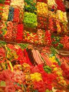 A lot of candy by Baritu